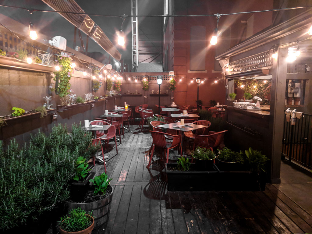 Learn Why Guests Love Our Hidden Garden Patio